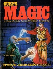 Magic (1st Edition, 1st Printing)