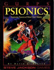 Psionics (2nd Printing)