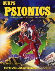 Psionics (1st Printing)