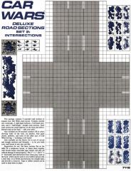 Deluxe Road Sections, Set 2 - Intersections