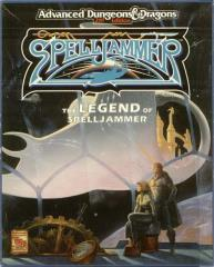 Legend of Spelljammer, The