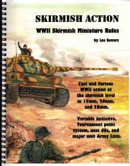 Skirmish Action - WWII Skirmish Miniature Rules