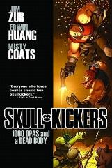 Skullkickers Vol. 1 - 1000 Opas and a Dead Body