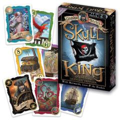 Skull King (3rd Edition w/Legendary Expansion)