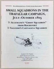 Small Squadrons in the Trafalgar Campaign July - October 1805