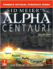 Sid Meier's Alpha Centauri - Prima's Official Strategy Guide