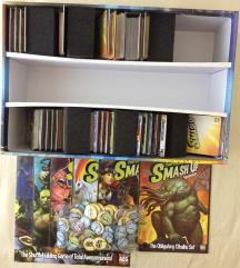 Smash Up Collection #4 - Base Game + 6 Expansions in the Big Geeky Box!