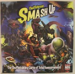 Smash Up 2-Pack - Base Game + Awesome Level 9000!