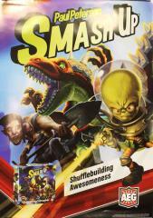 Smash Up Promo Poster