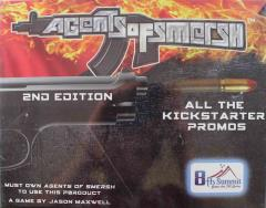 Agents of SMERSH - All the Kickstarter Promos!