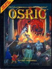 OSRIC - Old School Reference and Index Compilation (1st Edition)