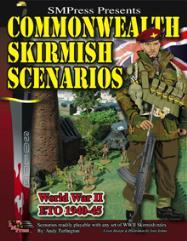 Soldat II - Commonwealth Skirmish Scenarios, World War II ETO 1940-45