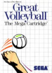 Great Volleyball - The Mega Cartridge