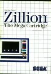Zillion - The Mega Cartridge