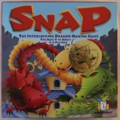 Snap - The Interlocking Dragon-Making Game