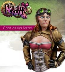 Captain Amelia Steam