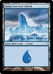 Snow-Covered Island (C)