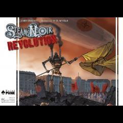 Steam Noir - Revolution