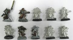 Sisters of Battle Squad #1 (Metal)