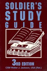 Soldier's Study Guide (3rd Edition)