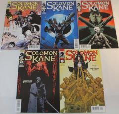 Solomon Kane - The Castle of the Devil Collection - All 5 Issues!