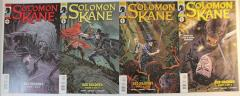 Solomon Kane - Red Shadows - Complete Series, 4 Issues!