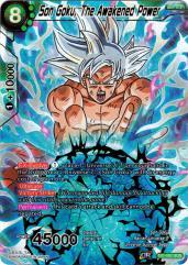 Son Goku, The Awakened Power