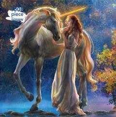 Elena Goryachkina - Sophia and the Unicorn
