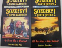 Sorcery & Super Science Collection - 4 Books!