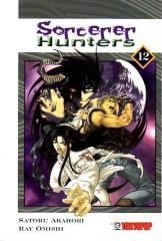Sorcerer Hunters, #12