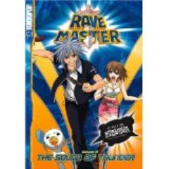 Rave Master, #3 - Sound of Thunder