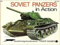 Soviet Panzers in Action