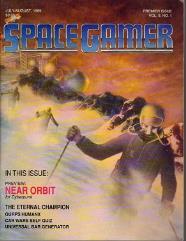 """Vol. 2, #1 """"GURPS, Humanx & Star Wars Adventures"""""""