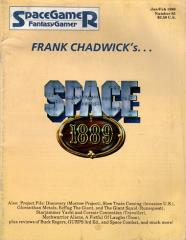 """#85 """"Space 1889, The Morrow Project, RuneQuest, Toon"""""""