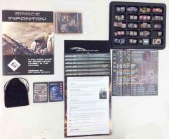 Space Infantry 2-Pack - Base Game + Expansion!