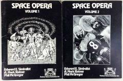 Space Opera - Books Only!