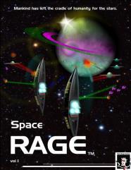 Rage Series Vol. #1 - Space Rage