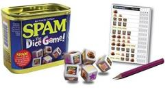 Spam the Dice Game!