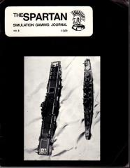 """#8 """"House-to-House Artillery Rules, Hitler's Five Blunders, German Armored PanzerBlitz Redesignations"""""""