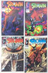 Spawn Comic Collection - #1-4
