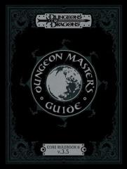 Dungeon Master's Guide 3.5 (Special Edition)