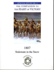 Special Study #3 - The Companion to The Habit of Victory, 1807 - Stalemate in the Snow