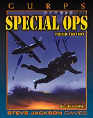 Special Ops (3rd Edition)