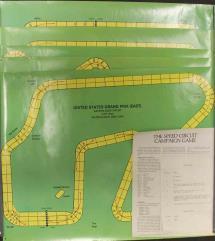 Speed Circuit - Grand Prix Accessory Pack I