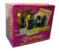 Set #3 - Dragonlance Booster Box