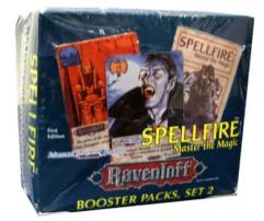 Set #2 - Ravenloft Booster Box