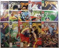 Spelljammer Comics Complete Collection - All 15 Issues!