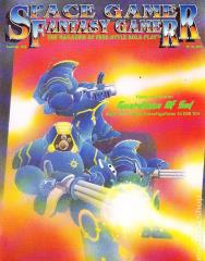 "Space Gamer/Fantasy Gamer #5 ""Guardians of Sol, Cyberpunk 2020 Scenario"""