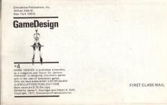 Game Design #4