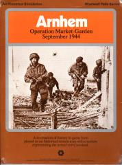 Arnhem - Operation Market-Garden, September 1944